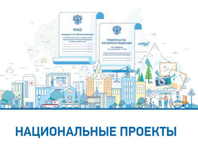 Реализация национальных проектов в районе