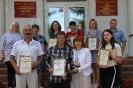 Вручение  8 июня Благодарственных писем волонтерам за активное участие в комплексе мероприятий по оказанию помощи гражданам Тальменского района во время социальной изоляции в период предотвращения угрозы распространения COVID-19