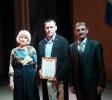 Награждение  на  24  отчетной сессии Совета депутатов Тальменского поссовета VII cозыва, которая прошла 4 марта 2020г,  Почетными грамотами и Благодарственными письмами от Администрации Тальменского района и Администрации Тальменского поссовета_22