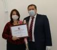 Вручение правительственных наград на 34-й сессии райСовета_11