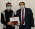 Вручение правительственных наград на 34-й сессии райСовета_15