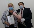 Вручение правительственных наград на 34-й сессии райСовета_17