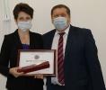 Вручение правительственных наград на 34-й сессии райСовета_5