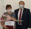 Вручение правительственных наград на 34-й сессии райСовета_7