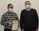Глава района поздравил с праздником работников жилищно-коммунального хозяйства     _15
