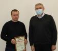 Глава района поздравил с праздником работников жилищно-коммунального хозяйства     _1
