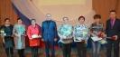 Вручение депутатом АКЗС Н.Т. Бушковым  Почетных грамот и ценных подарков на торжественном  мероприятии в честь 25-летия Конституции РФ